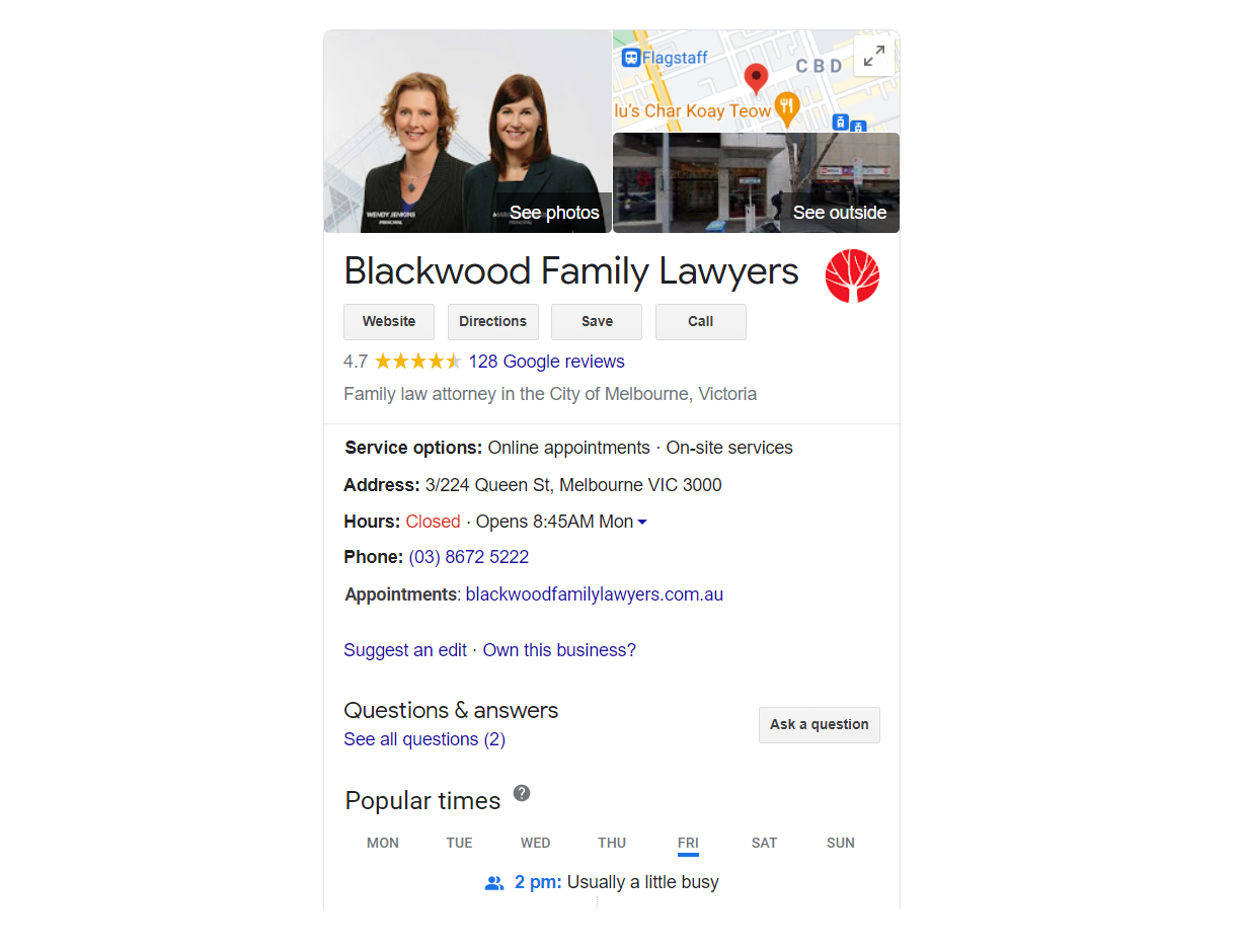 Lawyers in Melbourne