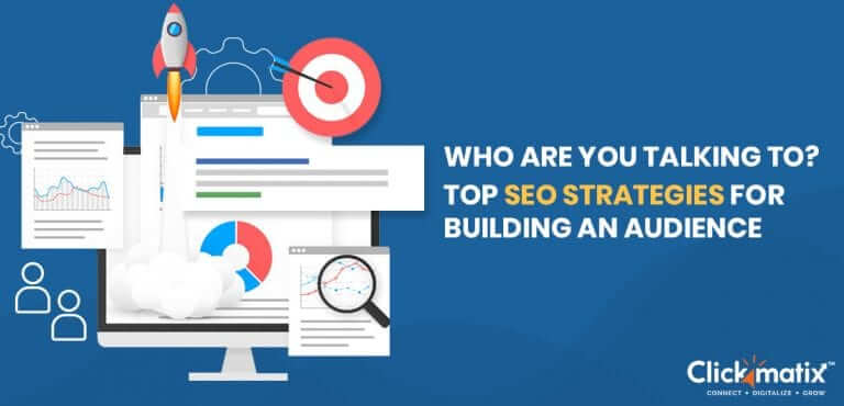 SEO Strategies For Building An Audience