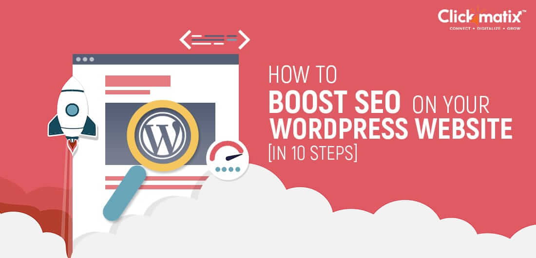 boost seo on wordpress website