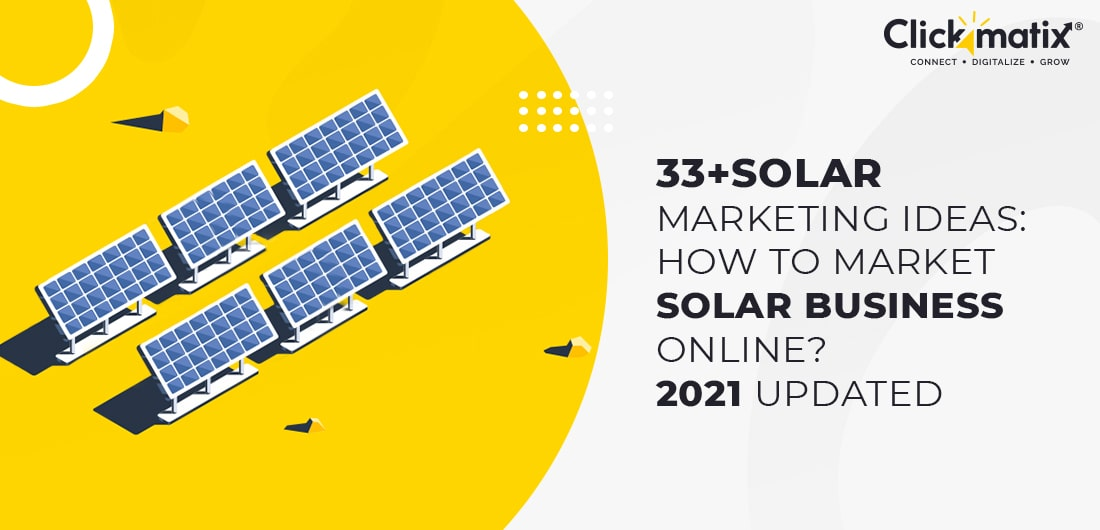Solar Marketing Ideas